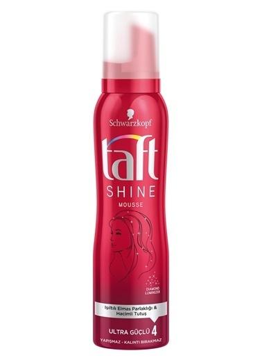 TAFT Taft Köpük 10 Karat Glanz Ultra Güçlü Shıne 150 Ml Renksiz
